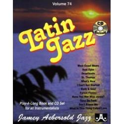 Aebersold Vol74 Latin Jazz