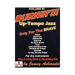 Aebersold Vol61 Burnin'!!!Up Tempo Jazz