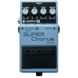 BOSS CH-1 SUPER Chorus Melody music caen