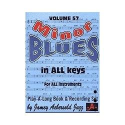 Aebersold vol57 Minor Blues