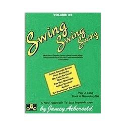 Aebersold vol39 Swing swing swing