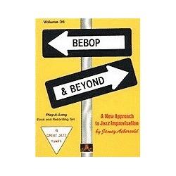 Bebop & Beyond Vol36 Aebersold