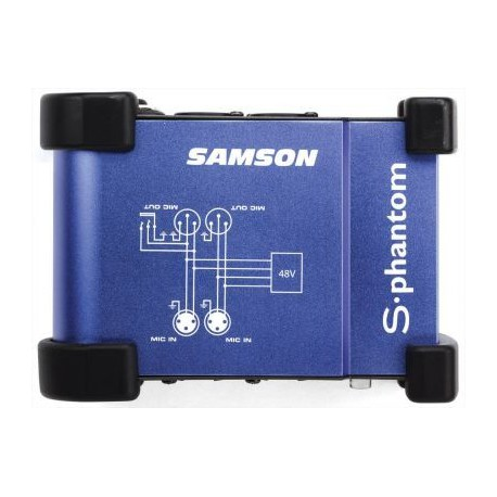SAMSON SPHANTOM MINI ALIMENTATION FANTOME Melody music caen