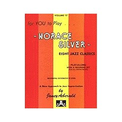 Horace Silver vol17 Aebersold Melody music caen