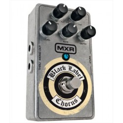 MXR MZW38 Zack Wilde black label chorus