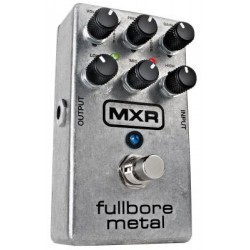 MXR M116 Fullbore Metal Melody music caen