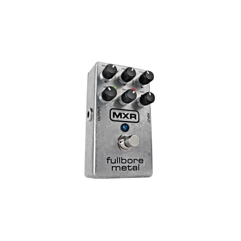 MXR M116 Fullbore Metal Melody music caen