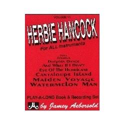 Herbie Hancock Vol11 Aebersold Melody music caen