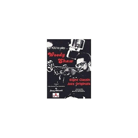Woody Shaw Vol9 Aebersold Melody music caen