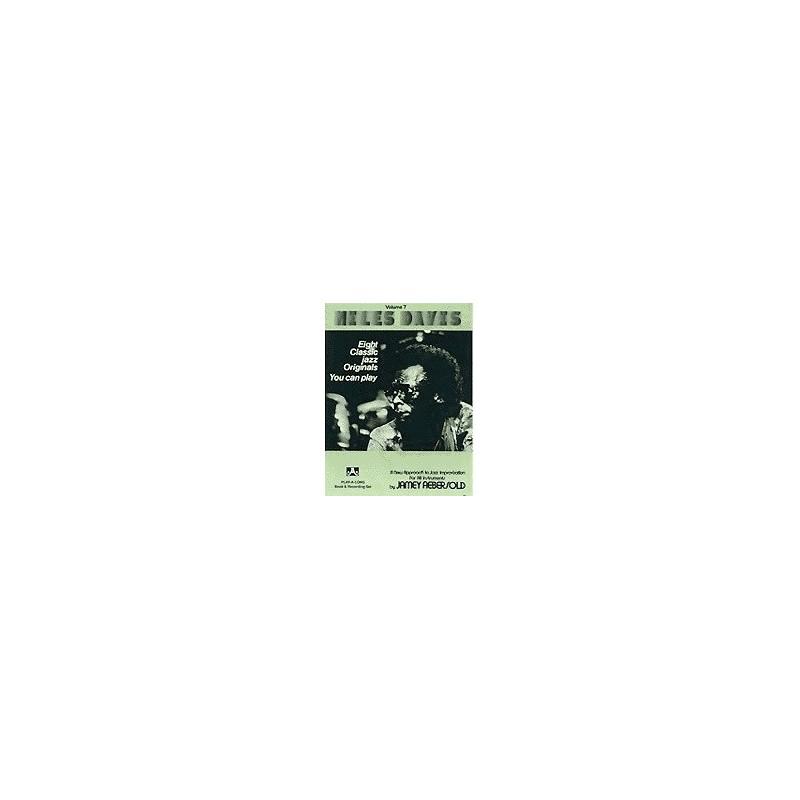 Miles Davis Vol7 Aebersold Melody music caen