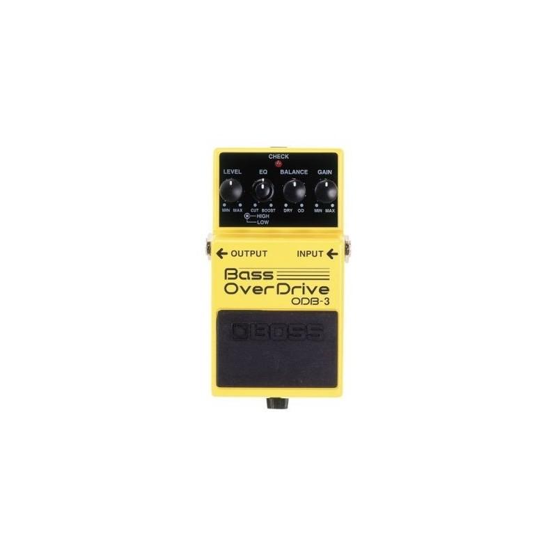 Boss ODB-3 Bass Overdrive Melody music caen