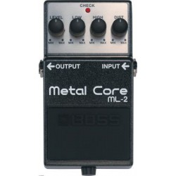 Boss ML-2 Metal Core Melody music caen