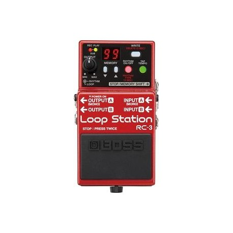 Boss RC-3 Loop Station Melody music caen