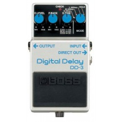 Boss DD-3 Digital Delay Melody music caen