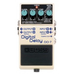 Boss DD-7 Digital Delay Melody music caen