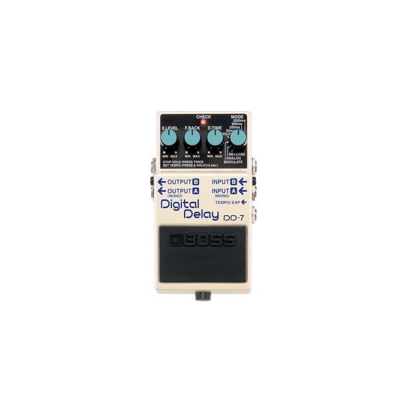 Boss DD-7 Digital Delay Melody music caen