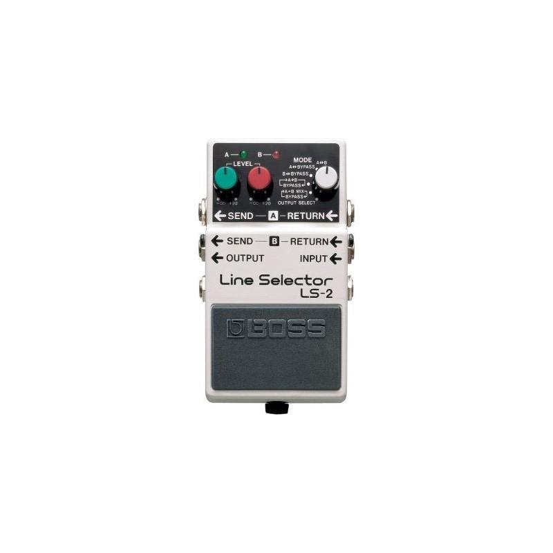 Boss LS-2 Line Selector Melody music caen