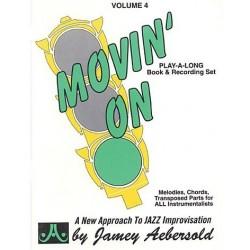 Movin on Vol4 Aebersold Melody music caen