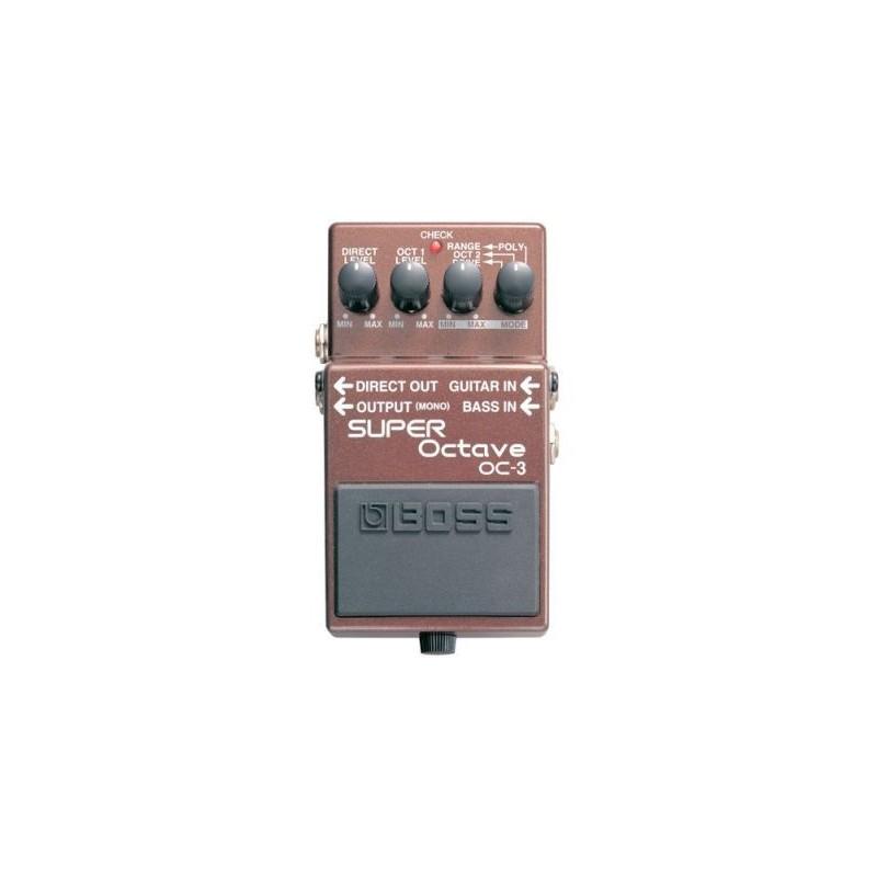 Boss OC-3 Super Octaver Melody music caen