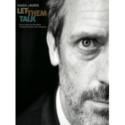 Hugh Laurie Let them talk Piano Chant Guitare