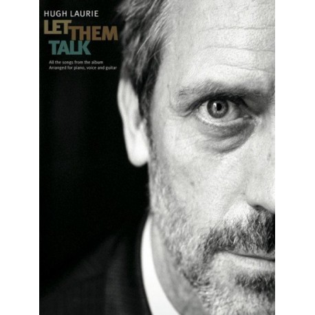 Hugh Laurie Let them talk Piano Chant Guitare Melody music caen
