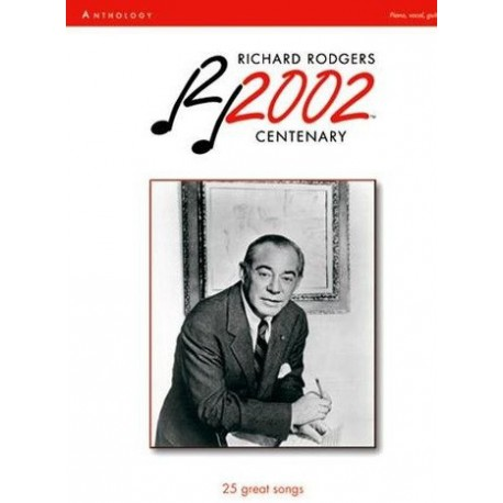 Richard Rodgers RJ2002 Centenary Pour piano chant guitare Melody music caen