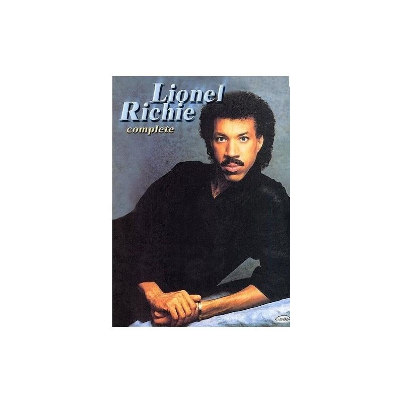 Lionel Richie Complete pour Piano Chant Guitare Melody music caen