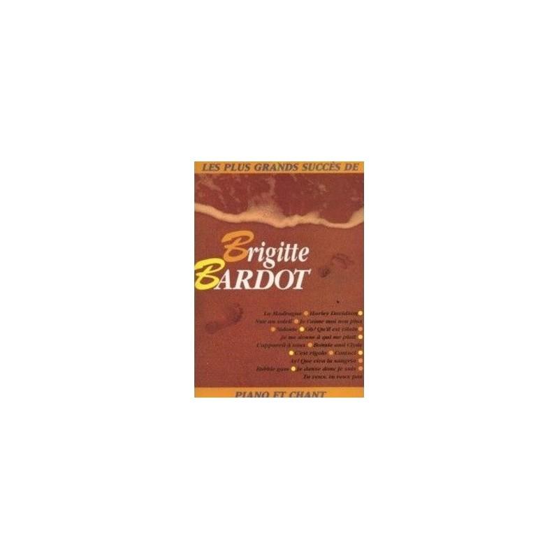 Les plus grands succès de Brigitte Bardot Piano Melody music caen