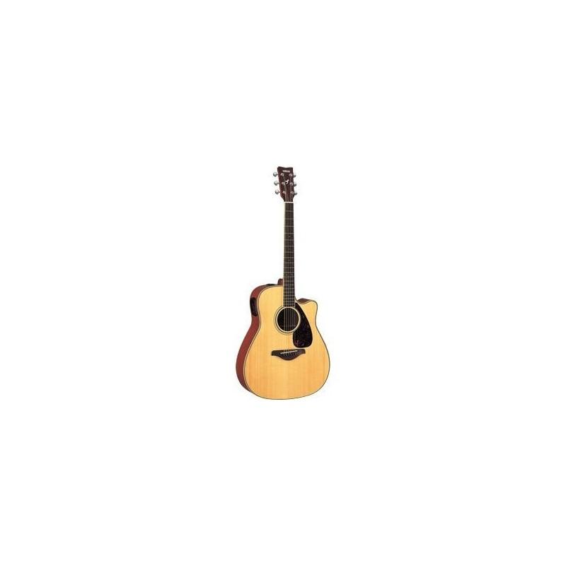 Yamaha FGX 720 SC Melody music caen