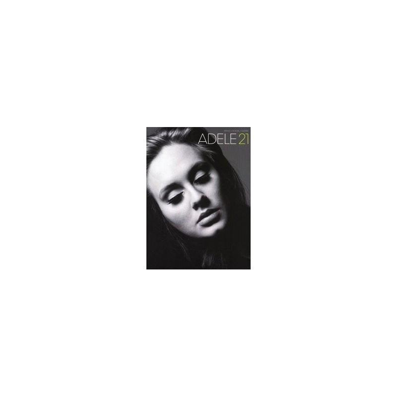 Adele 21 Piano Chant Guitare Melody music caen