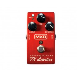 M78 distortion MXR Melody music caen