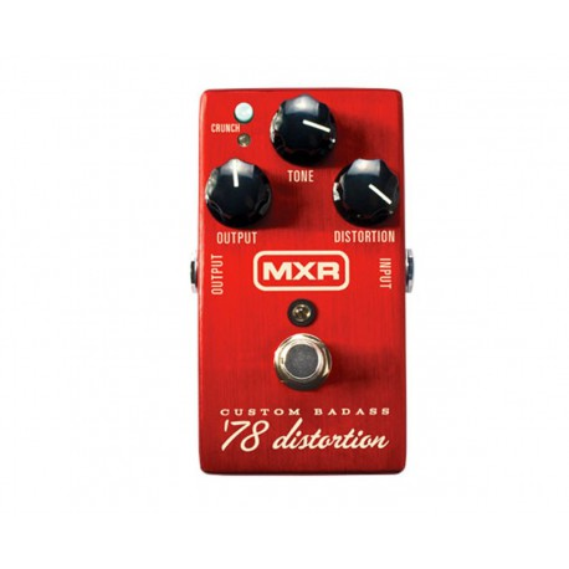 M78 distortion MXR Melody music caen