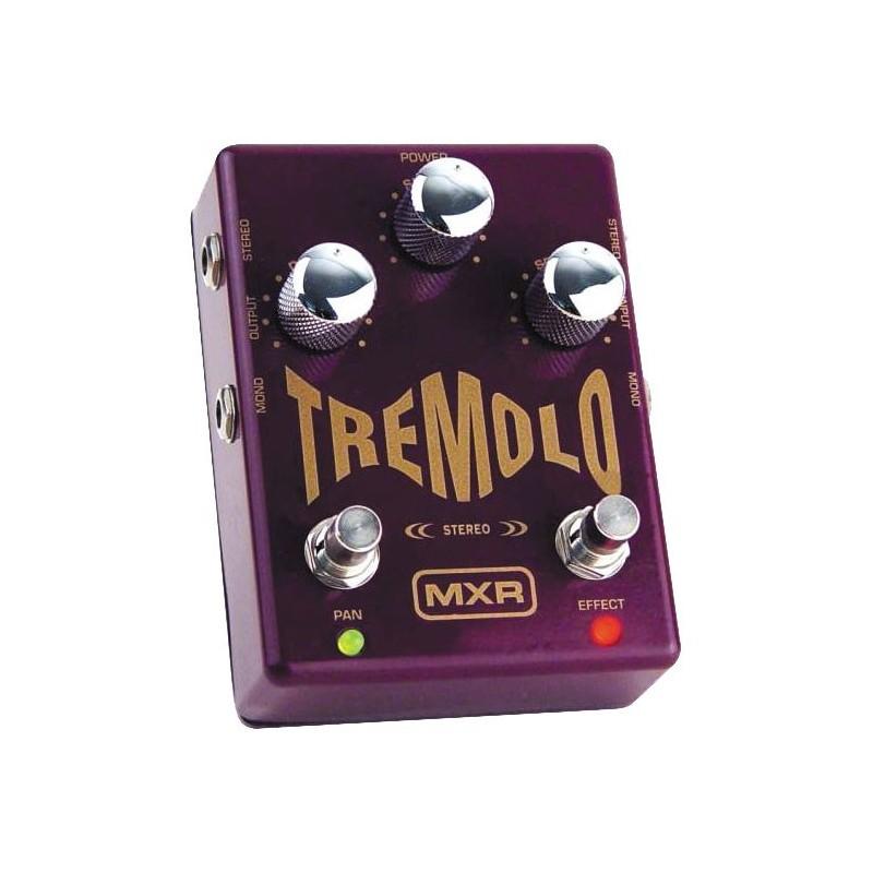 M159 tremolo stereo MXR Melody music caen