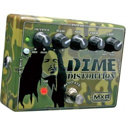 MXR MDD11 dime distortion