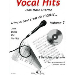 Vocal Hits L important c est de chanter vol1 Melody music caen