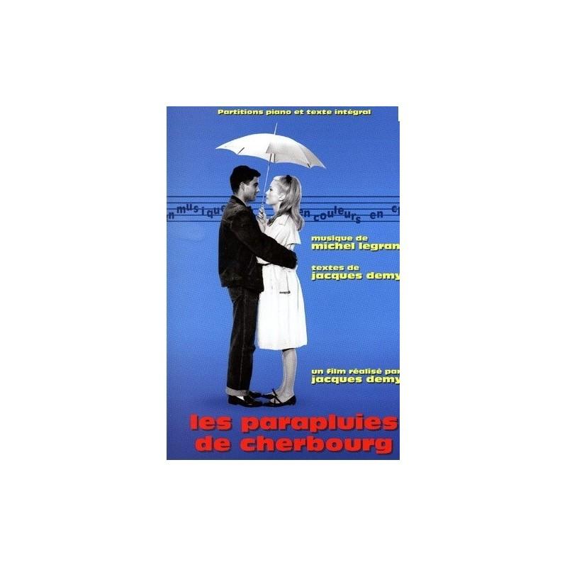 Les parapluies de Cherbourg pour piano Melody music caen