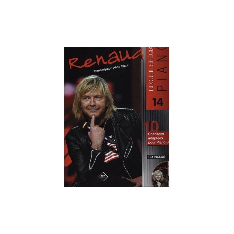 Renaud recueil spécial piano vol14 Melody music caen
