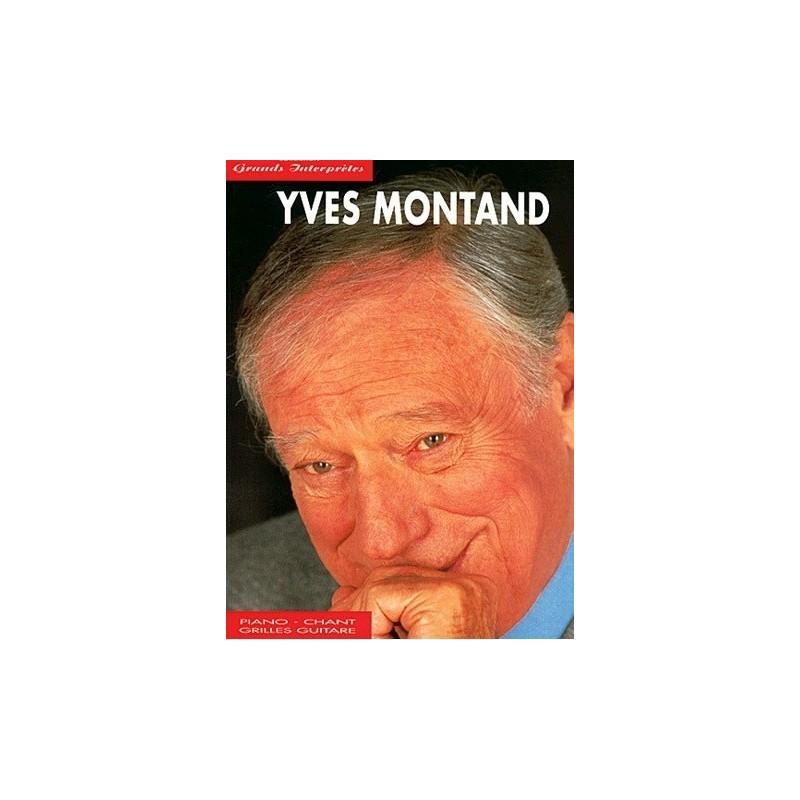 Yves Montand Grands Interprètes Piano Chant Guitare Melody music caen
