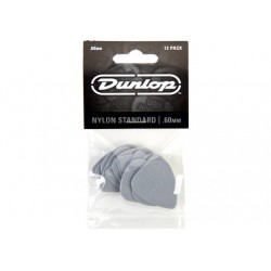 Dunlop Mediators Nylon 44P60 Melody music caen