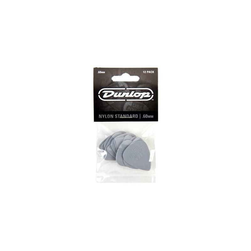 Dunlop Mediators Nylon 44P60 Melody music caen