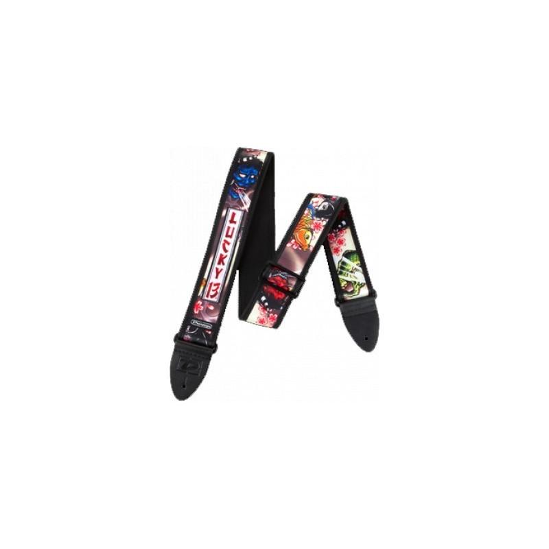 Dunlop Courroies Serie Lucky13 D38-20LS Melody music caen