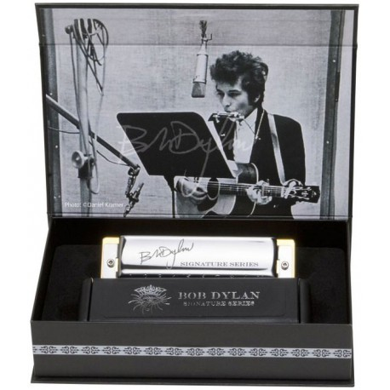Hohner Harmonica Dylan Melody music caen