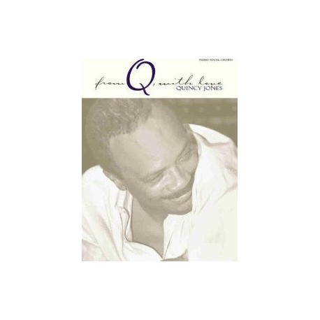 From Q with love Quincy Jones Piano Voix guitare Melody music caen