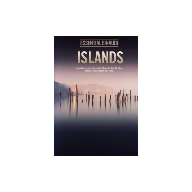 Islands Essential Einaudi Melody music caen