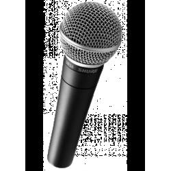 Shure SM58 Micro Chant