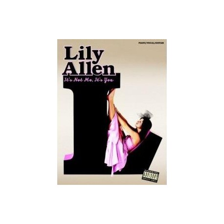 Lily Allen It s not me it s you Piano Voix Guitare Melody music caen