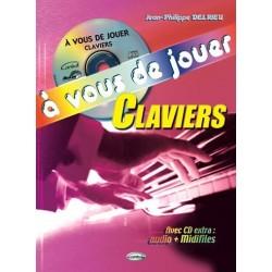 À Vous De Jouer - Clavier avec CD