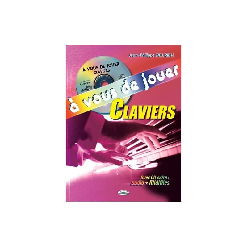 À Vous De Jouer - Clavier avec CD Melody music caen
