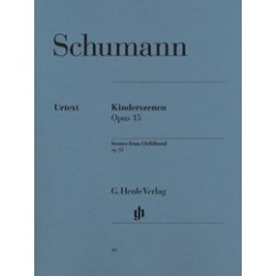 Scenes from childhood op15 Schumann Urtext