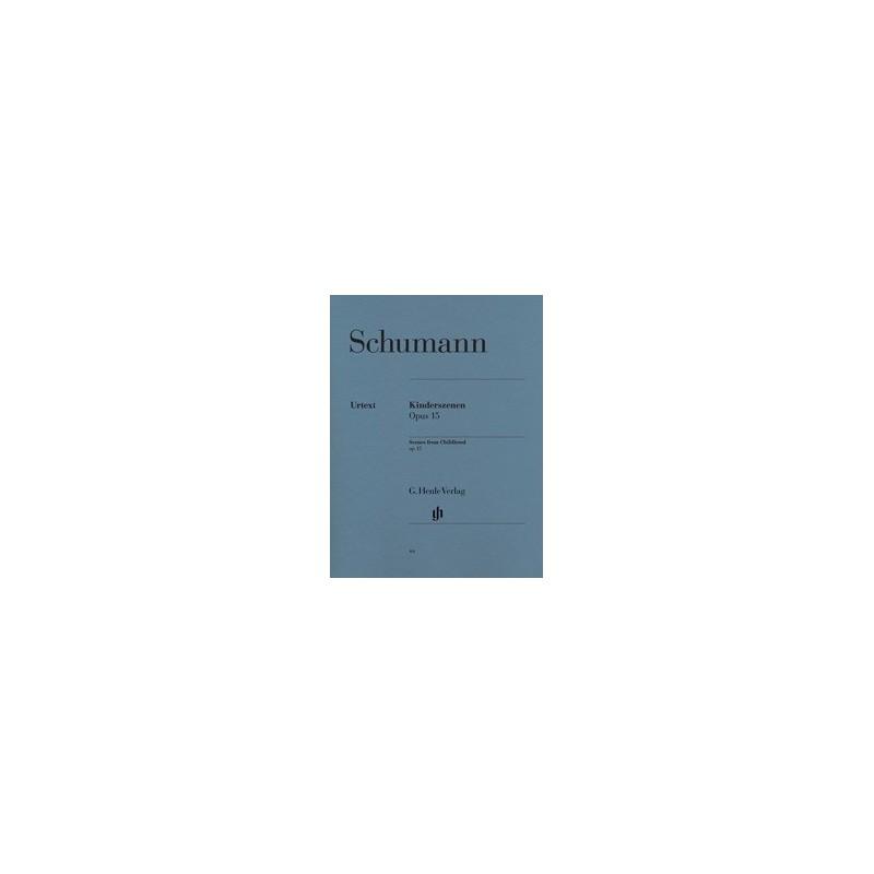 Scenes from childhood op15 Schumann Urtext Melody music caen
